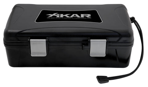 mycigarorder.com XIKAR 10 Cigar Travel Humidor - New Model - 210XI