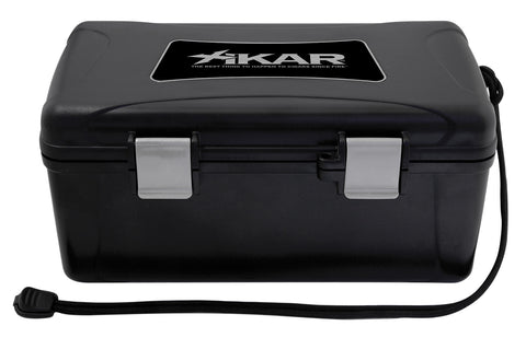 mycigarorder.com XIKAR 15 Cigar Travel Humidor - New Model - 215XI