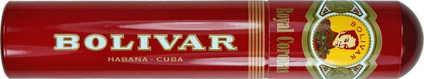 mycigarorder.com UK Bolivar Royal Corona Tubed - Single Cigar