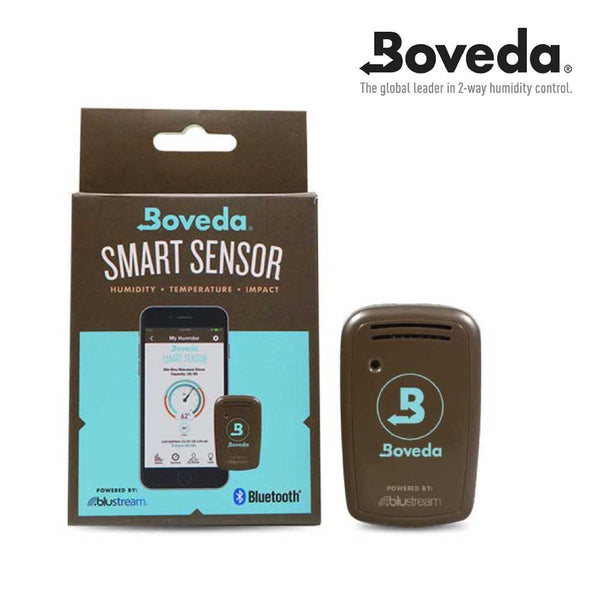 mycigarorder.com Boveda Butler Smart Humidor Sensor Monitor with One Step Calibration Kit