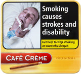 mycigarorder.com Henri Wintermans Cafe Creme Original Yellow Tin of 10 Cigarillos -  Single Tin