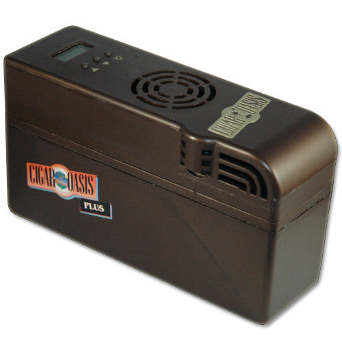 mycigarorder.com Cigar Oasis PLUS Electronic Humidifier - up to 1000 cigar capacity cheapest in uk