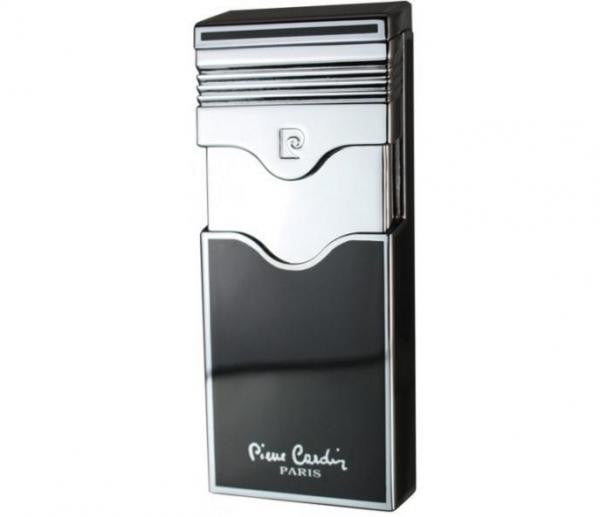 Pierre Cardin The Viscount Jet Lighter- Black - MFH-344B-01