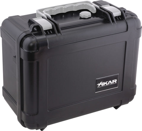 mycigarorder.com XIKAR 50 - 80 Cigar Travel Humidor Case - New Model - 280XI