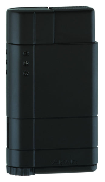 mycigarorder.com XIKAR Cirro High Altitude Cigar Lighter - Black - 522BK