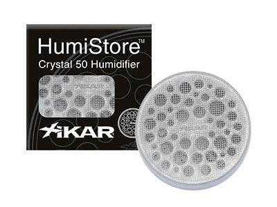 XIKAR Crystal Humidifier 50ct (upto 50 cigars) - 816XI