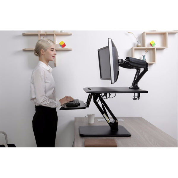 Flexispot F3 Series Sit Stand Desktop Workstation
