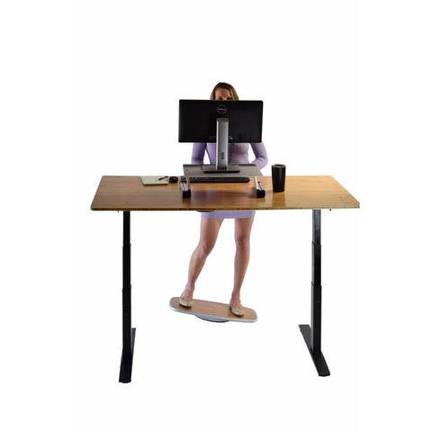 Uncaged Ergonomics BASE Balance Stability Training Platform Board Surf Your Desk