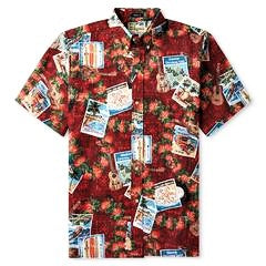 Reyn Spooner Shirt Childrens Christmas Shirt