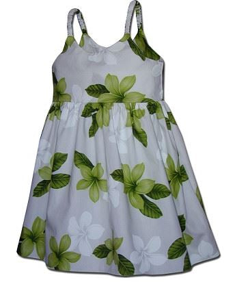 Girls Aloha Sundress