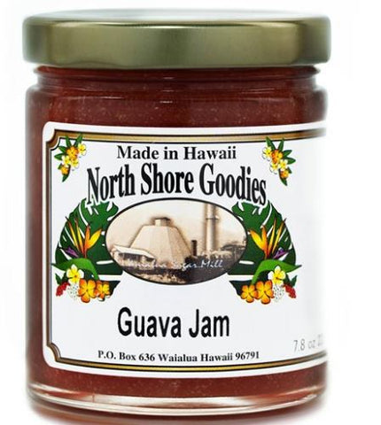 North Shore Goodies Guava Jam