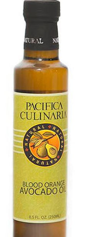 Pacifica Culinaria Blood Orange Avocado oil