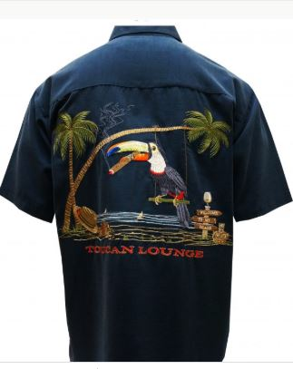 Bamboo Cay Toucan Lounge