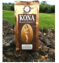 Kona Joe Chocolate Flavored coffee