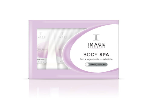 Image Skincare Body Spa Trial/Travel Kit 4oz