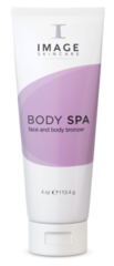 Image Skincare Body Spa Face and Body Bronzing Creme 4oz