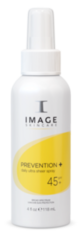 Image Skincare Prevention + Ultra Sheer Spray SPF 45+  4oz