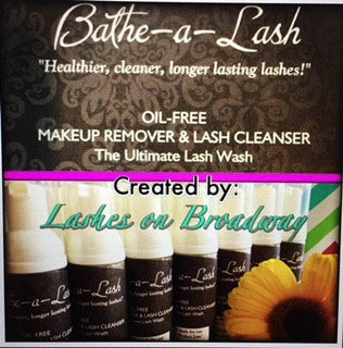 Bathe-a-Lash (Cleanser for lashes and brows)