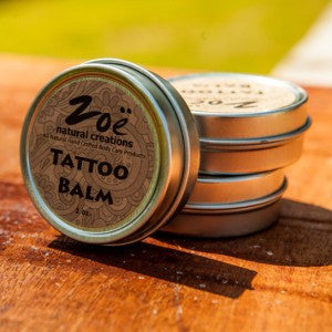 After Care Balm Tin ($3.50 p/tin)