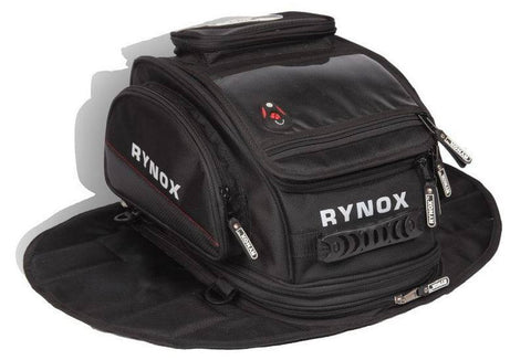 Rynox Optimus Suction Tank Bag, Riding Luggage, Rynox Gears, Moto Central