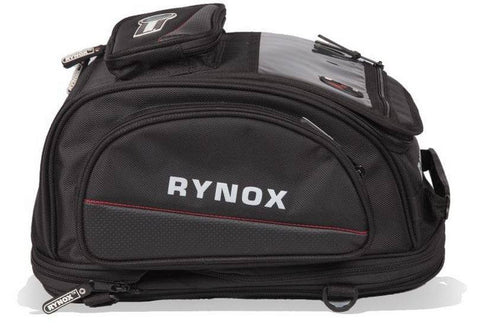 Rynox Optimus-T Tail Bag, Riding Luggage, Rynox Gears, Moto Central