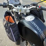 ViaTerra Trail Pack for Royal Enfield Himalayan, Riding Luggage, ViaTerra Gear, Moto Central