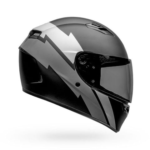 Bell Qualifier Raid Matt Black Grey Helmet, Full Face Helmets, BELL, Moto Central