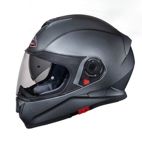 SMK Twister Anthracite (Gloss) GLDA600, Full Face Helmets, SMK, Moto Central