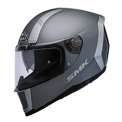 SMK Force Gloss Anthracite (GLDA600), Full Face Helmets, SMK, Moto Central