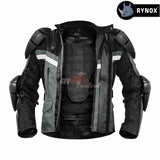 Rynox Stealth Evo Armored Adventure Jacket (Level 1), Riding Jackets, Rynox Gears, Moto Central