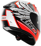 LS2 FF 323 Arrow Replica Yonny Hernandez Helmet, Full Face Helmets, LS2 Helmets, Moto Central