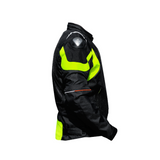 Raida Kavac GT Edition Motorcycle Riding Jacket (Black Fluro)