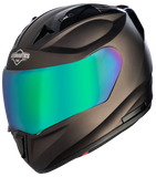 Steelbird Air SA-1 Aeronautics Matt Royal Brown Helmet, Full Face Helmets, Steelbird Air, Moto Central