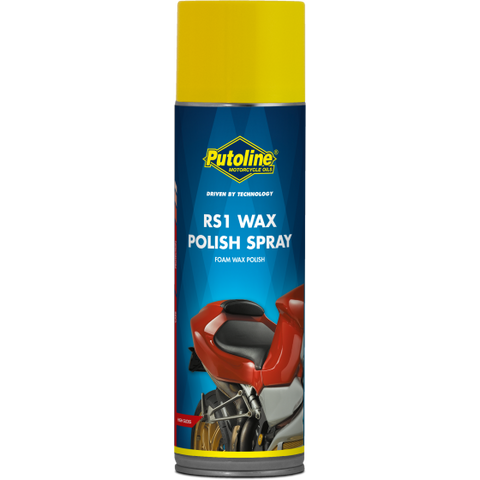 Putoline RS1 Wax Polish Spray, Accessories, Putoline, Moto Central