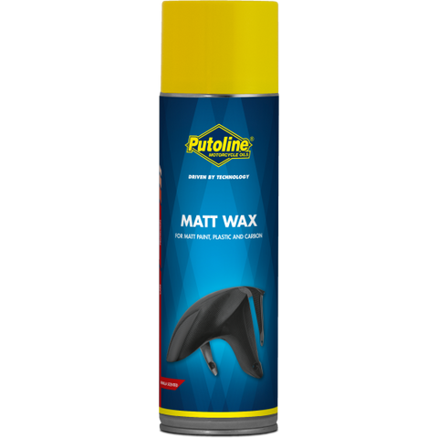 Putoline Matt Wax Spray, Bike Care, Putoline, Moto Central