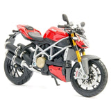 Maisto Ducati Mod Streetfighter S, Scale Model, Maisto, Moto Central