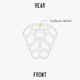 Ride on Air ADV-Sport, Air Seat Cushion, Ride on Air, Moto Central