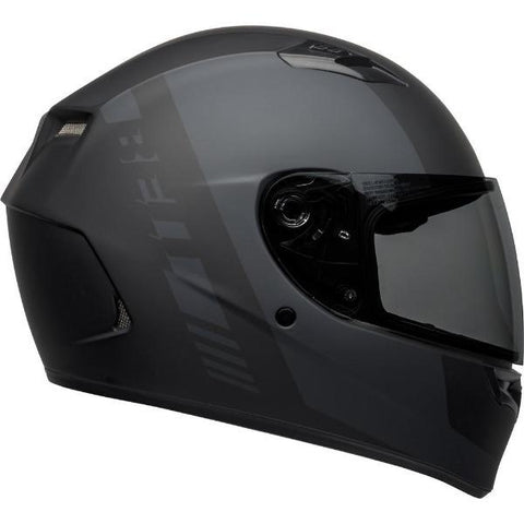 Bell Qualifier Turnpike Matt Black Grey Helmet