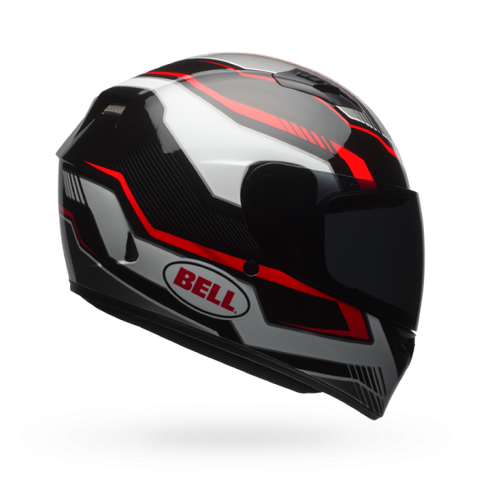 Bell Qualifier Torque Black-Red Helmet, Full Face Helmets, BELL, Moto Central