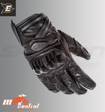 ASPIDA Centaur Semi Gauntlet Leather Gloves - Moto Central