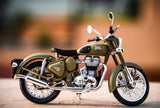 Maisto ROYAL ENFIELD CLASSIC 500 (Desert Storm), Scale Model, Maisto, Moto Central