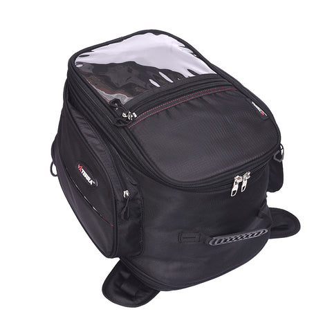 ViaTerra Fly Universal Motorcycle Tank Bag, Riding Luggage, ViaTerra Gear, Moto Central