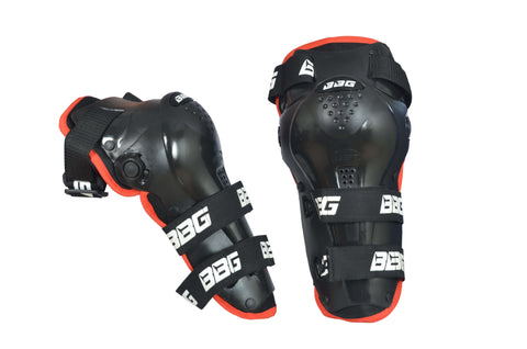 BBG Knee Guards, Accessories, Biking Brotherhood Gears, Moto Central
