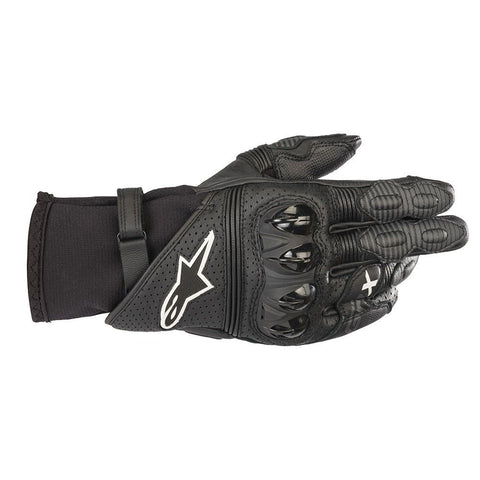 Alpinestars GPX V2 Black Gloves