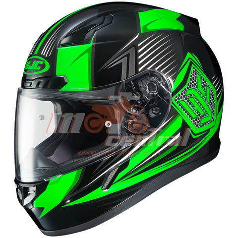 HJC CL-17 Striker MC4, Full Face Helmets, HJC, Moto Central
