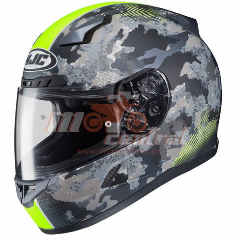 HJC CL-17 Void MC3HF, Full Face Helmets, HJC, Moto Central