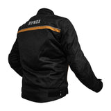Rynox AIR GT v2.0 Black-Orange, Riding Jackets, Rynox Gears, Moto Central