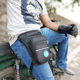 Raida ThruX Motorcycle Thigh Bag, Riding Luggage, Raida Gears, Moto Central