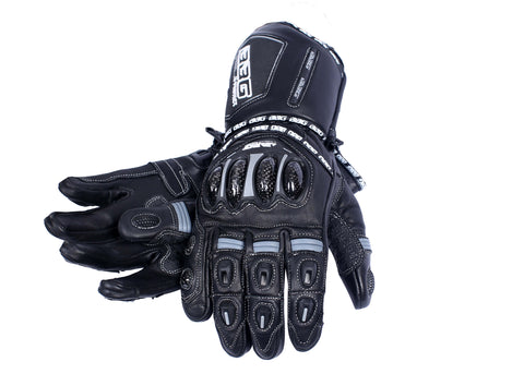 BBG Racer Gloves, Riding Gloves, Biking Brotherhood Gears, Moto Central