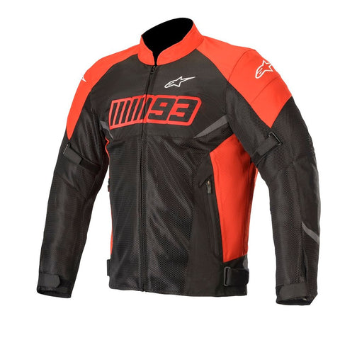Alpinestars LOSAIL AIR MM93 Limited Edition Black Red Jacket